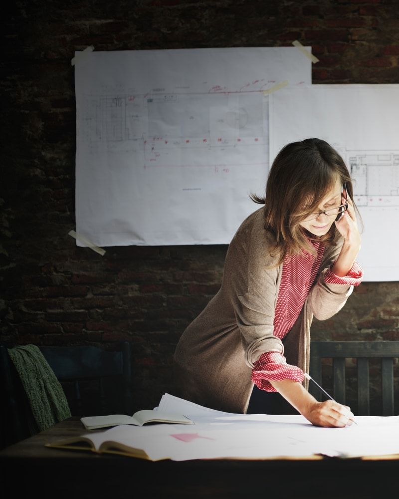 Business Formation Woman Starting New Business Legal Planning Strategy